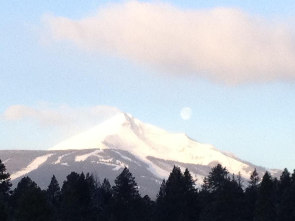 Lone Peak Frosty Morn
