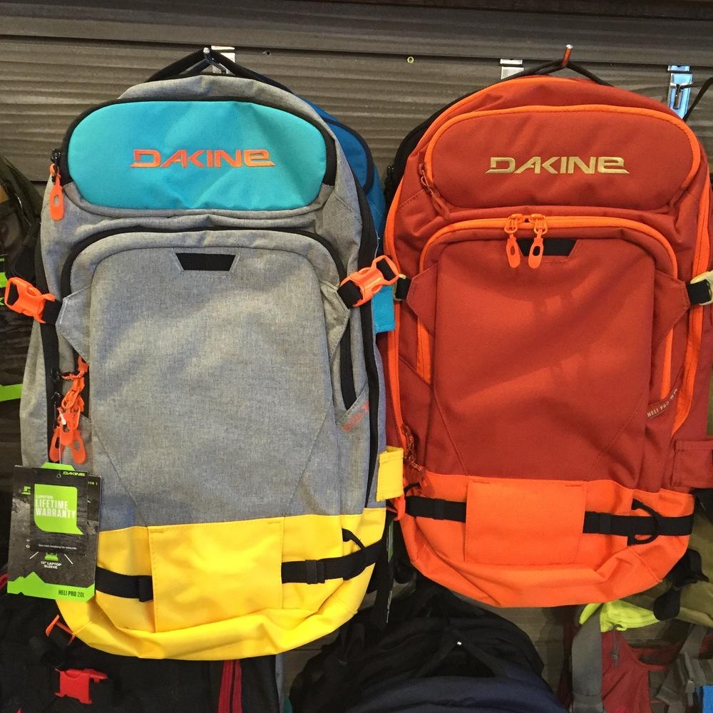 Dakine Ski Packs