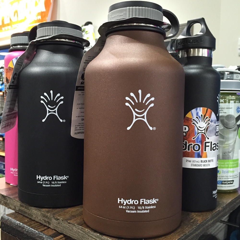 HydroFlask Growlers