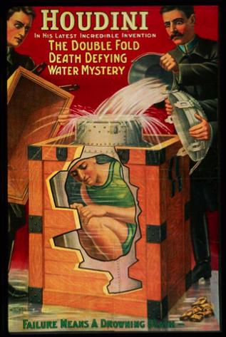 Houdini Milk Canister Escape