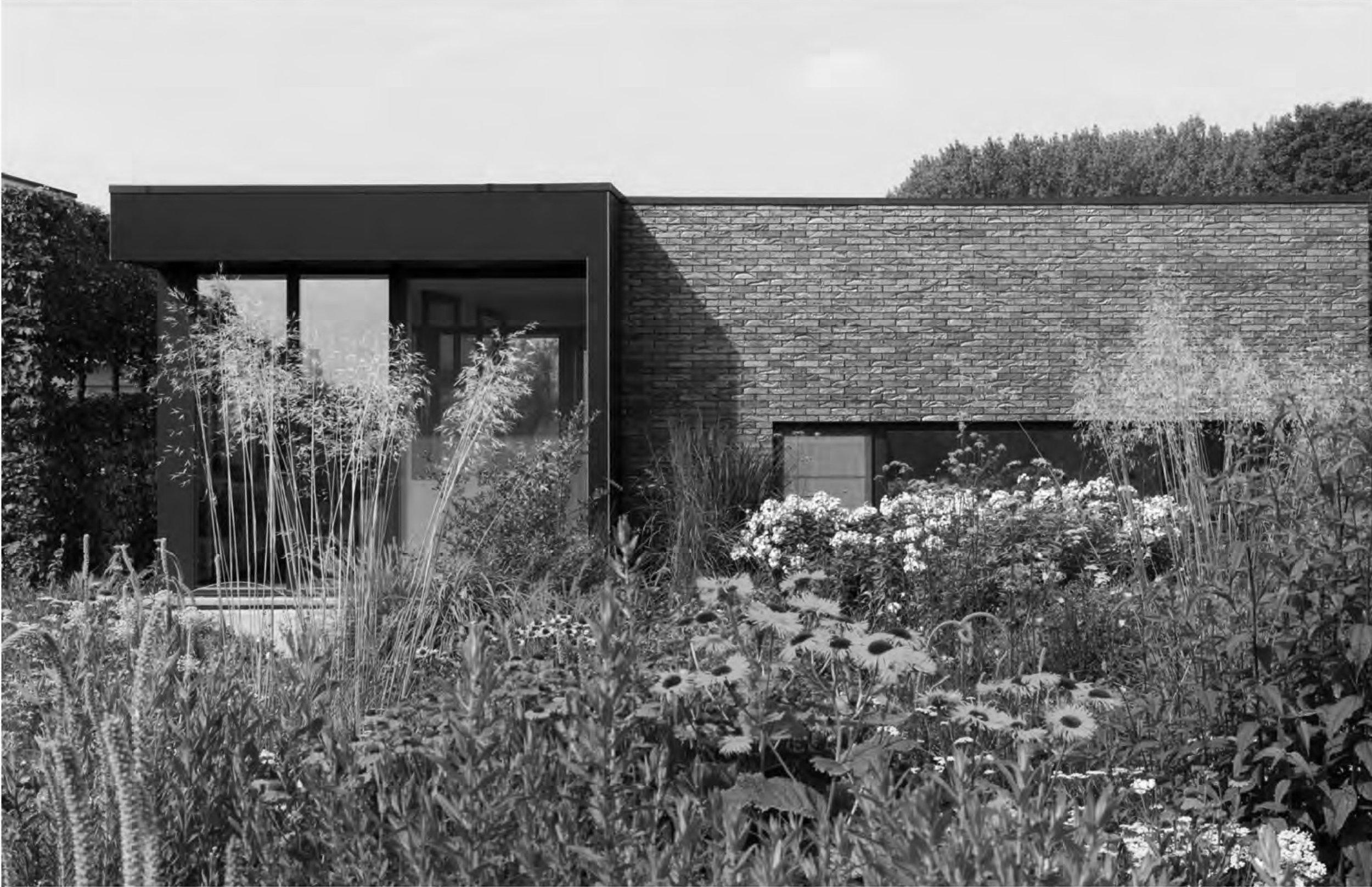 Architect Kleine Woning : Stam architecten