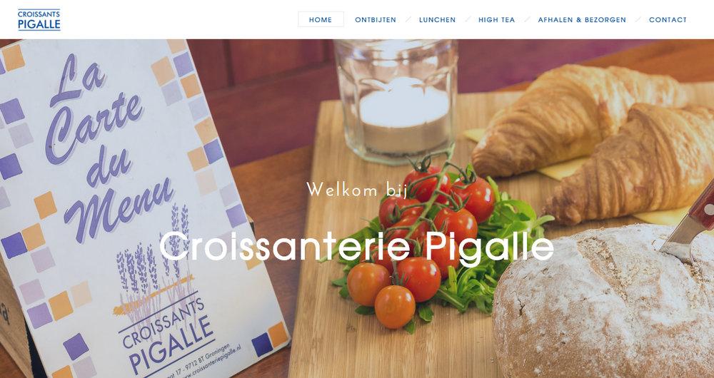 Website (en facebooksite)Croissanterie Pigalle
