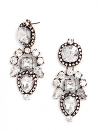 Baublebar Aztec Drop earrings - $48
