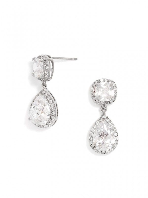 Baublebar Crystal Hathaway Drops - $46