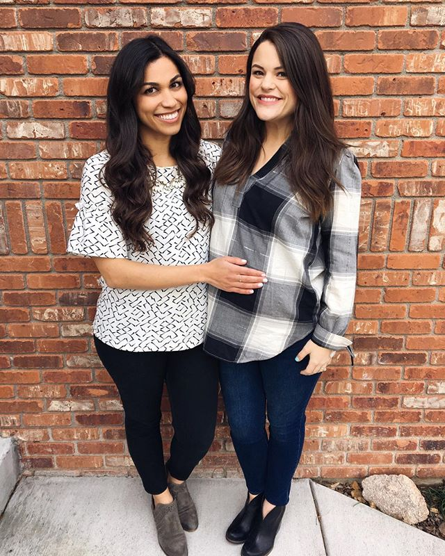 How many tears are allowed when your best friend of 25 years is about to have her first little babe? Honestly...asking for a friend. We can't wait to meet you baby boy 💙 #emotions #doless