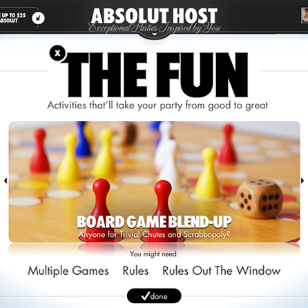 Absolut Host