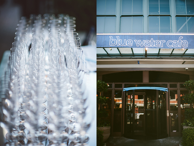 Blue Water Cafe Yaletown