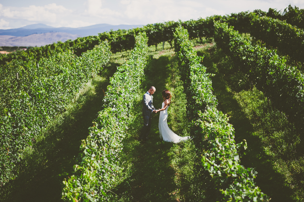 Osoyoos winery weddings
