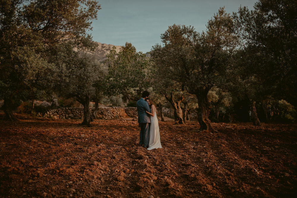 Deia wedding photographer