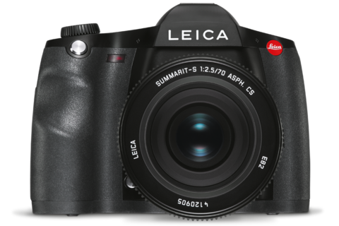 Leica S product shot from Leica.