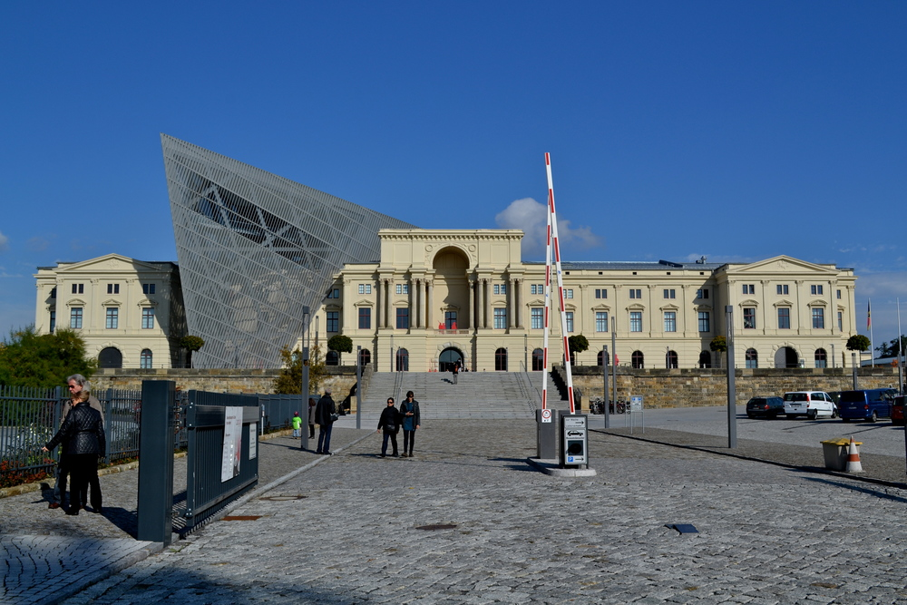 The Militärhistorisches Museum in Dresden.