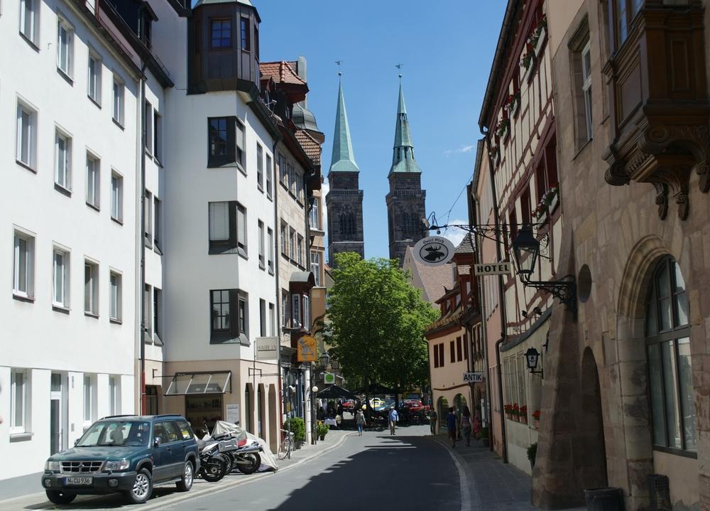 Streets of Nürnberg