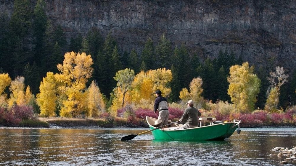 Three Nights, Two Days at The Teton Valley Lodge - Enjoy an all-inclusive stay for two at the beautiful lodge nestled in range by twenty-five sections of three blue ribbon fisheries. During your two full days of guided fly fishing, catch what you've been missing on the South Fork, Snake, Teton River, and Henry's Fork.