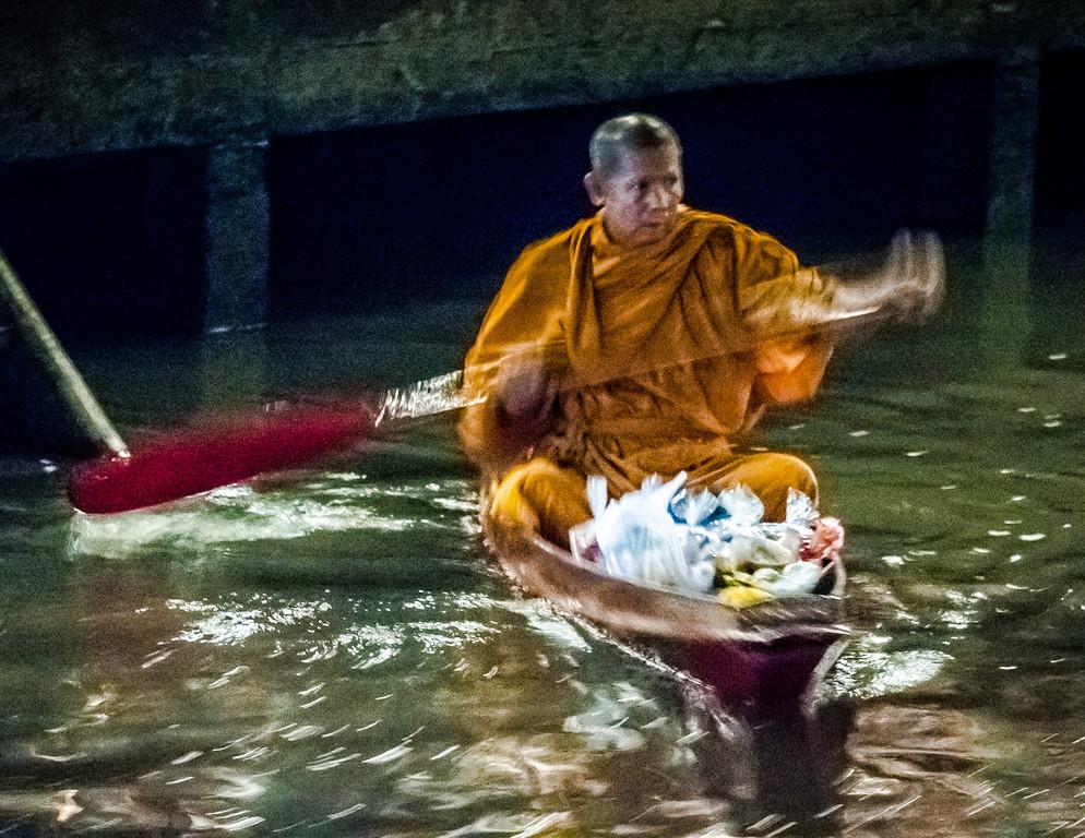 Amphawa, Thailand.
