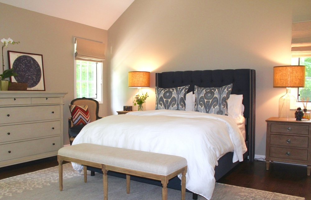 MASTER BEDROOM, Danbury CT