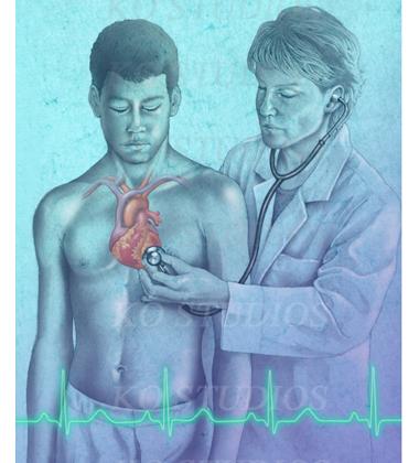 Cardiology Examination