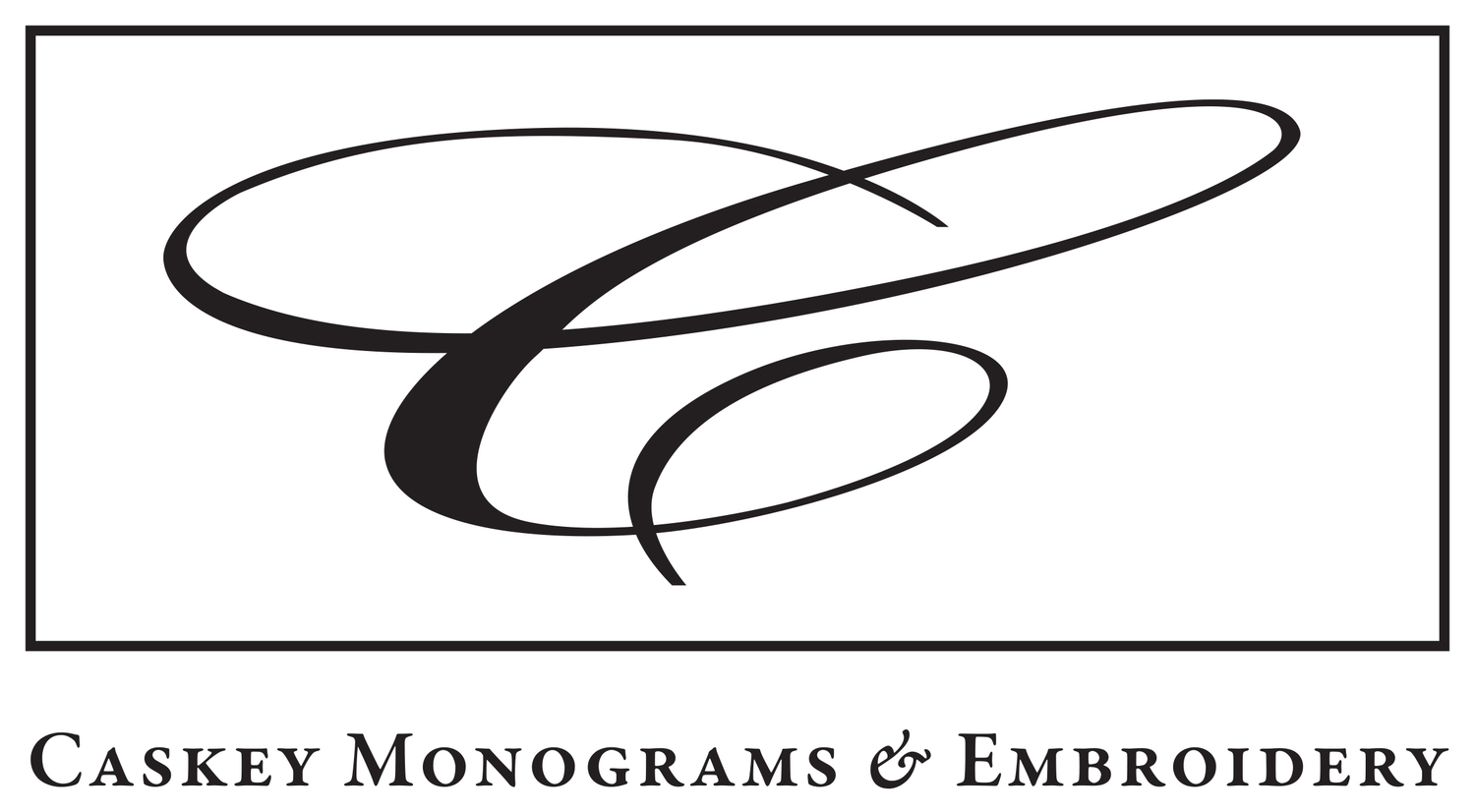 Caskey Monograms & Embroidery