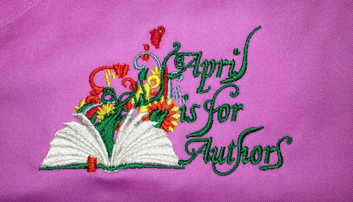 April is for Authors