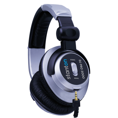 Students studying music tech at The Rhythm Studio enjoy superb sound quality from Stanton DJ Pro 2000 headphones - as used by DJ Tiesto.