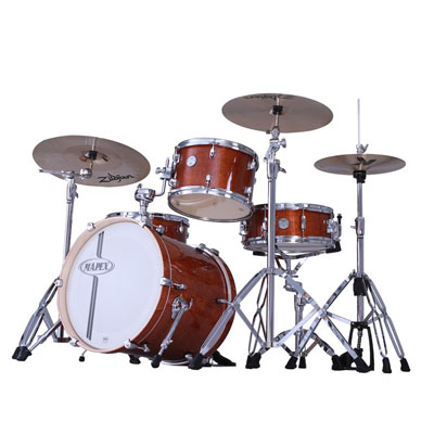 "These Mapex Horizon 18"" bass drum kits are ideal for young drummers who find large kit sizes hard to get around.  They are also perfect for gigging in the city - portable, practical and space saving!"