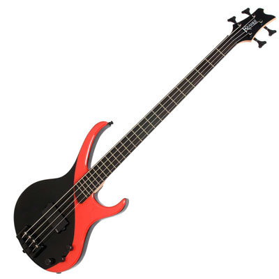The Kramer D-1 is slick-looking bass with smooth playability and a tone to rumble the foundations of any venue.