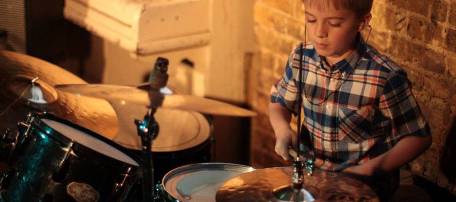 Drum lessons 611-3