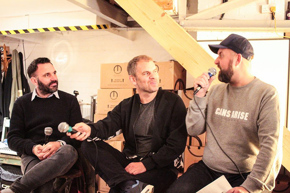 Shaun Keaveny & Dom Butler - DJs (2017)