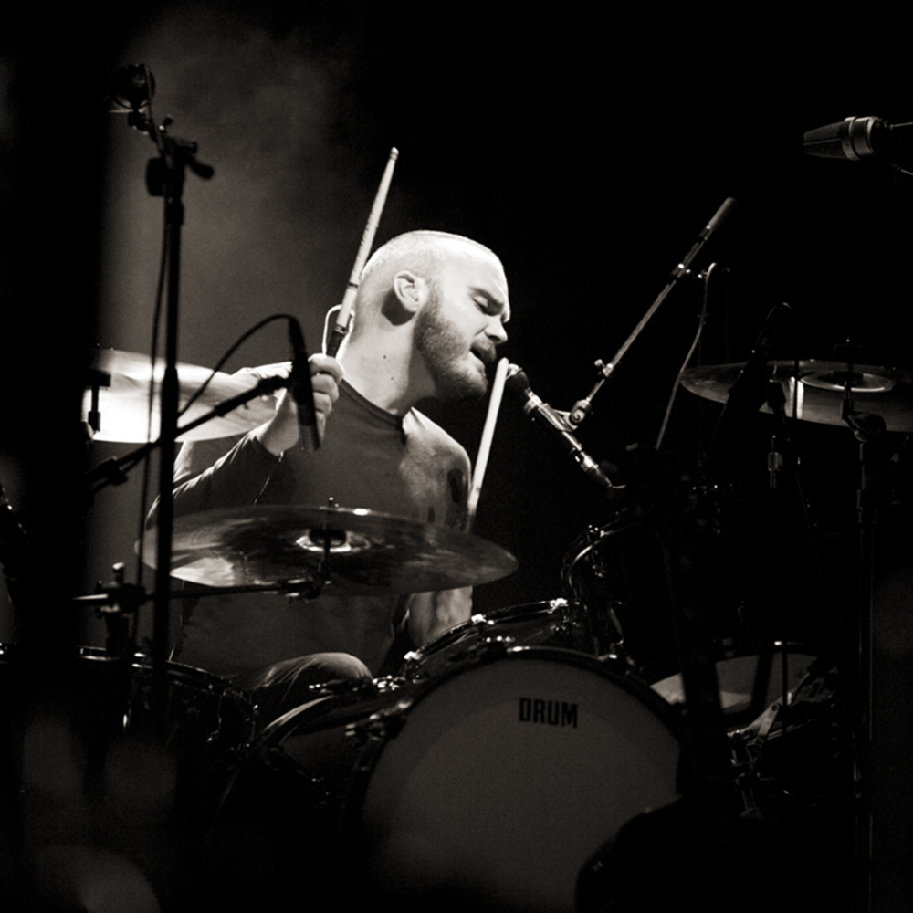 """WILL CHAMPION    """"The Rhythm Studio Foundation continues to do amazing work, helping people from all backgrounds to find their inner musician. We are so happy to support their awesome efforts."""""""