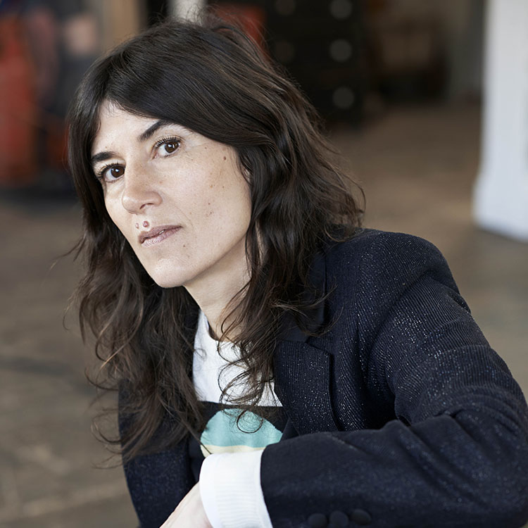 """BELLA FREUD    """"The Rhythm Studio Foundation teaches children that by practising and persevering, you end up with something - a great thing to know how to do in life""""."""