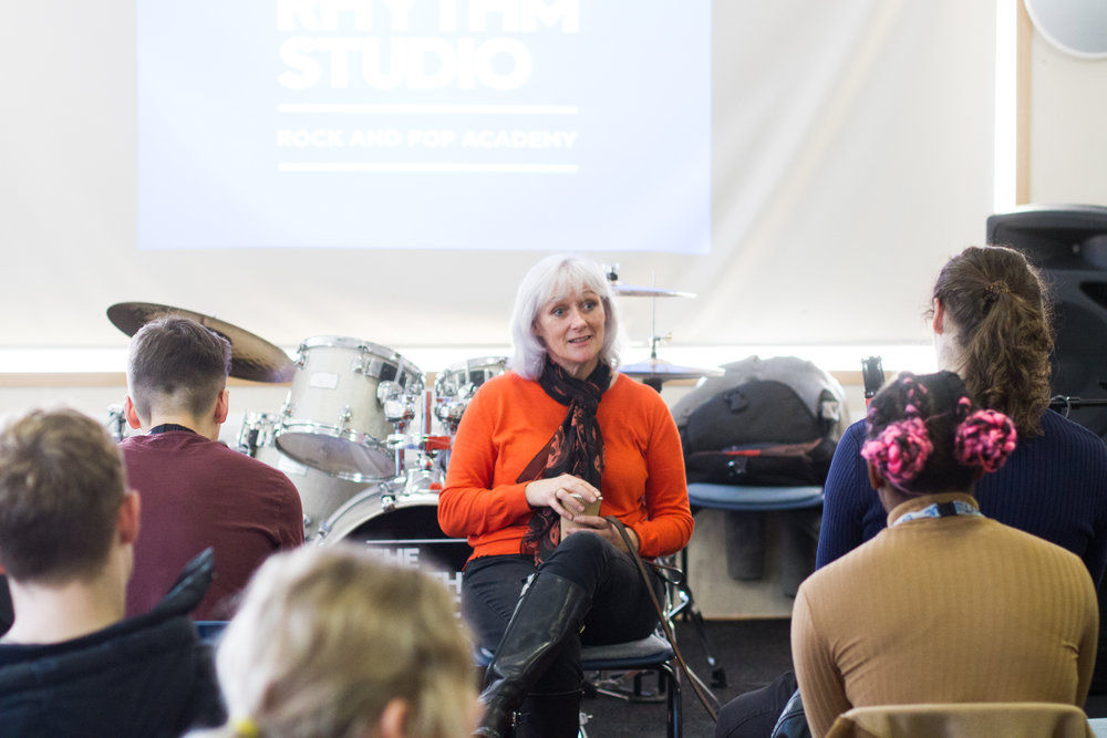 Julie Bateman - Studio Manager at Kensaltown and Eastcote Studios (2019)
