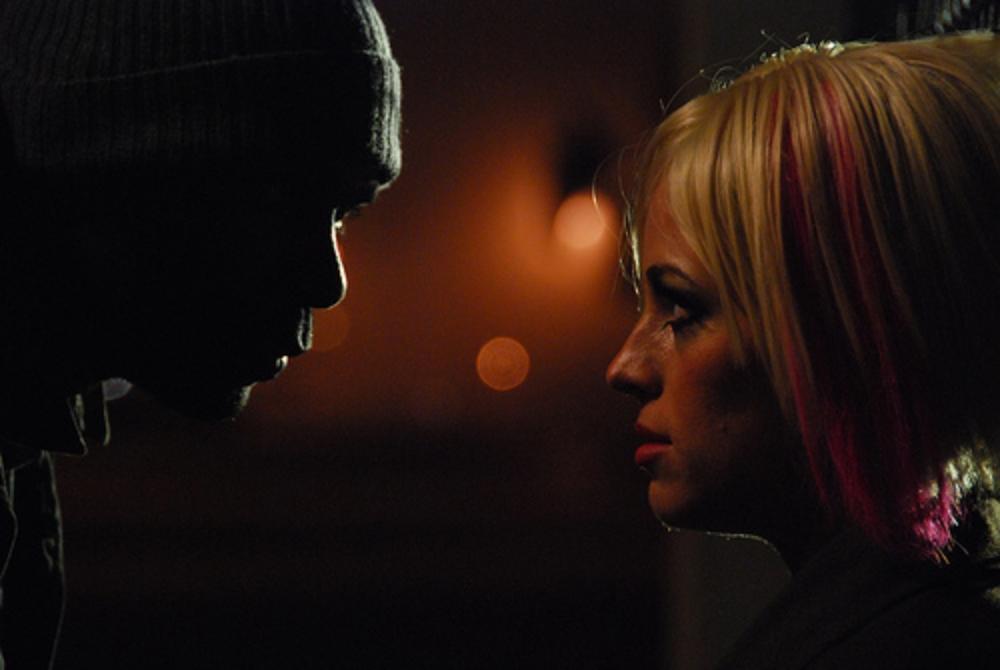 Robert Manning Jr. as Sid & Alanna Blair as Cassie