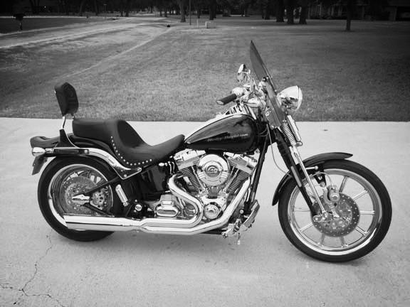 2007 Harley Davidson CVO Springer