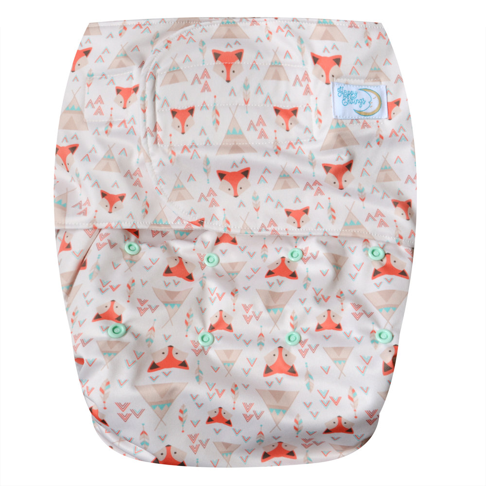 Teen/Adult One Size Cloth Diapers