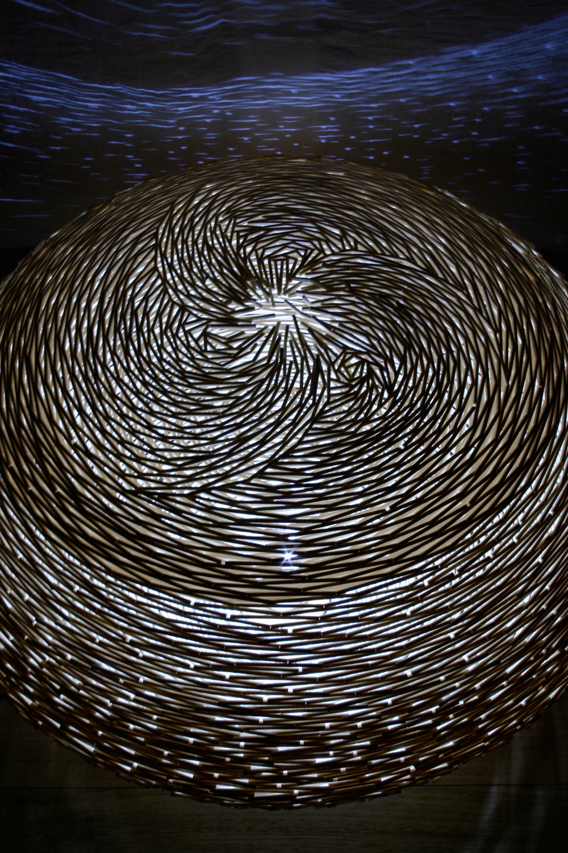 wood 'swirl'