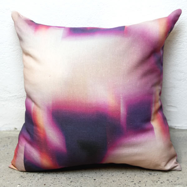Emily Ziz Style Studio cushion