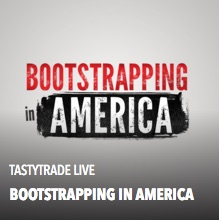 BOOTSTRAPPING IN AMERICA,   ARTIST SPOTLIGHT VIDEO INTERVIEW   BY TOM SOSNOFF AND TONY BATTISTA
