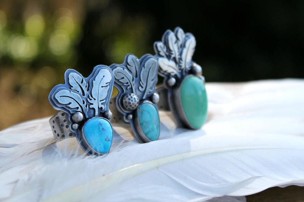 Hathor Rings