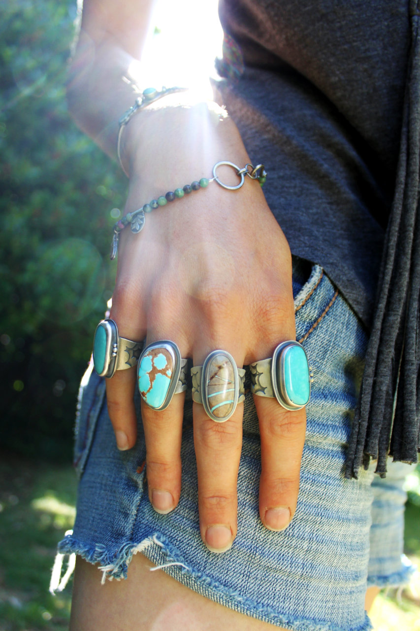 Cloud Gatherer Rings