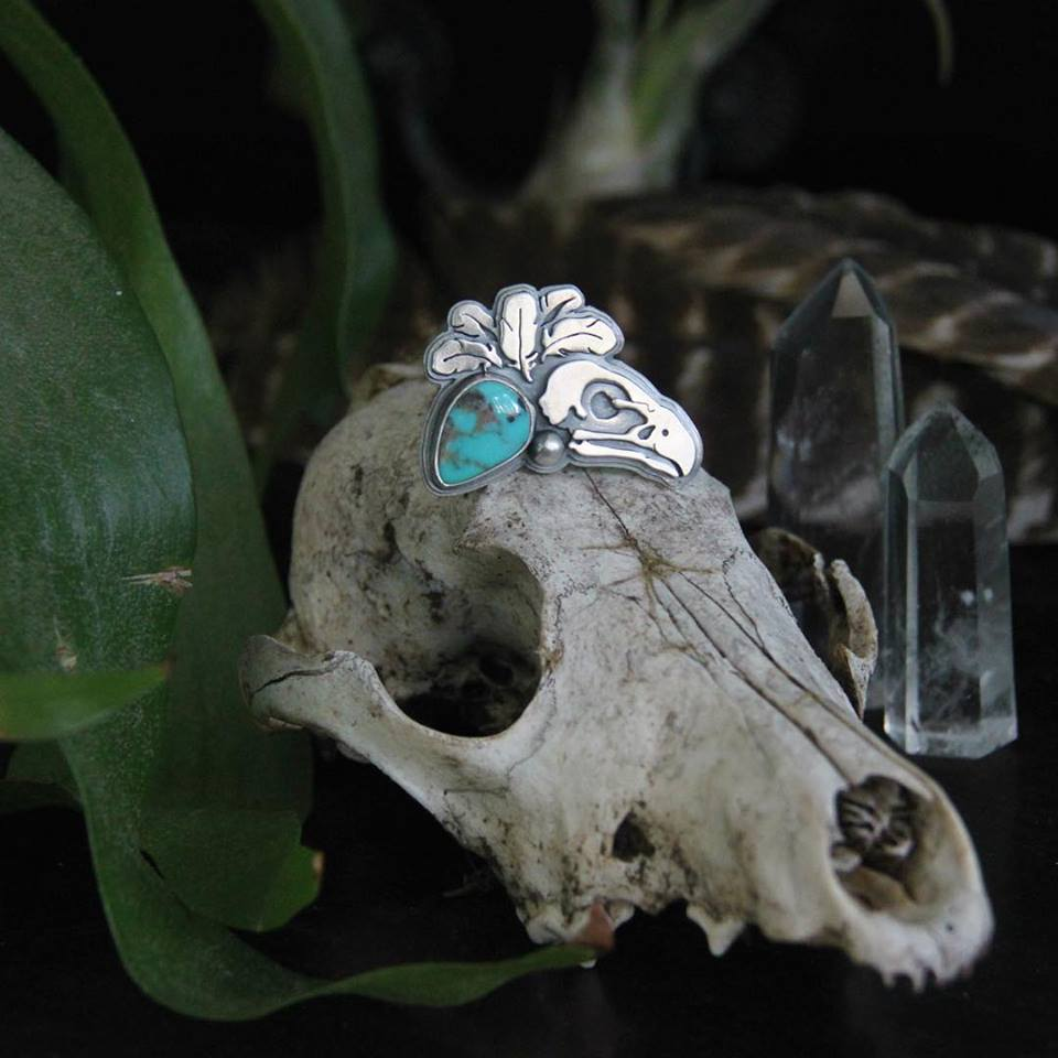 Singing the Bones; A Hawk Memento Mori