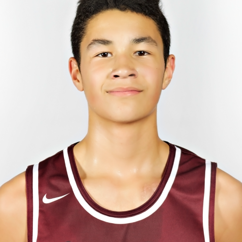 "#34 ISSAC VAHA    Forward | 6'4"", 180 lbs   Freshman (Class of 2021)   Cedar Hills, Utah"