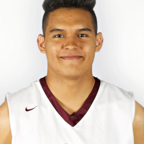 "#52 DANIEL SUÁREZ Center | 6'4"", 230 lbs Sophomore (Class of 2020) Cedar Hills, Utah"