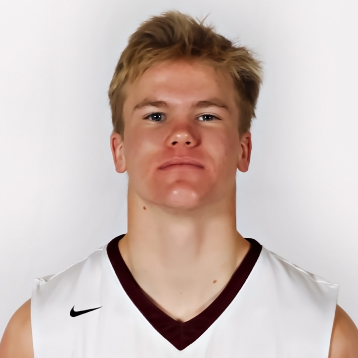 "#44 JOHN-HENRY DALEY  Center | 6'4"", 200 lbs Sophomore (Class of 2021) Alpine, Utah"