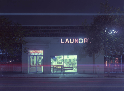 Laundry by Vicky Moon