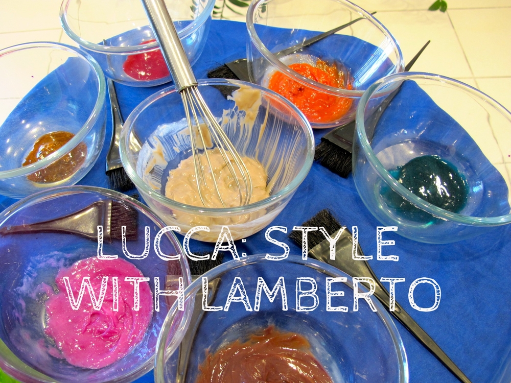 Lucca: Style with Lamberto