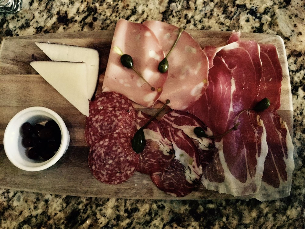An antipasto toscano in the heart of San Francisco's historic Italian neighborhood #northbeach #baonecci