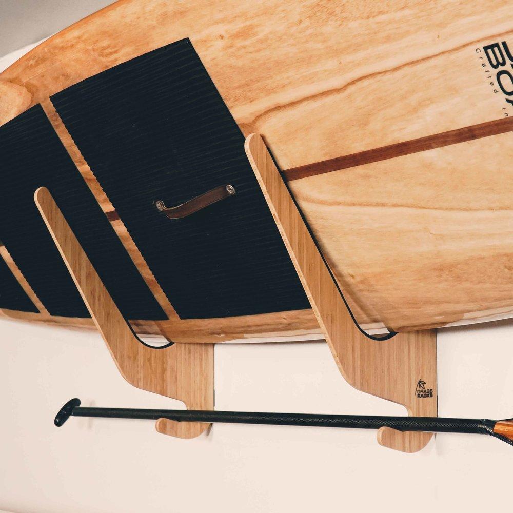 Paddleboard Storage Rack & Paddleboard Storage Rack u2014 Jarvis Boards