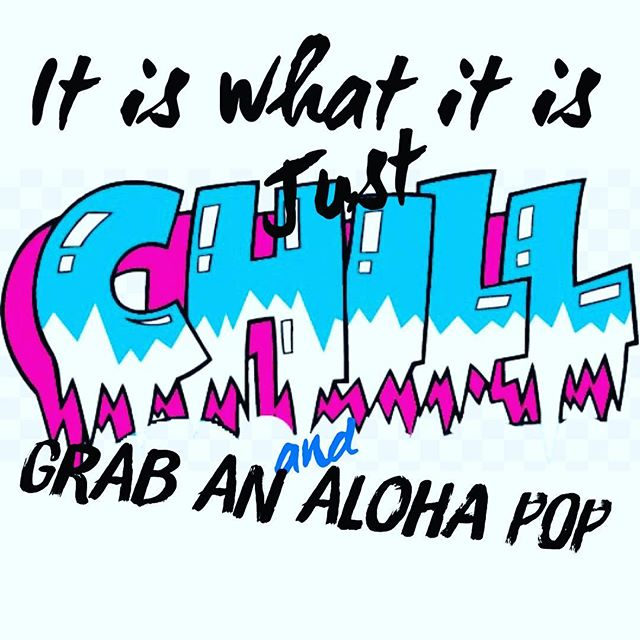 See you today at Keiki Con! We have watermelon, Cinnamon Toast Crunch, Coco puffs, Blue Hawaii, Passion Orange Guava, Lilikoi  #EnjoySummer #ChillOut #AlohaPops #luckywelivehawaii #GetYourChillOn