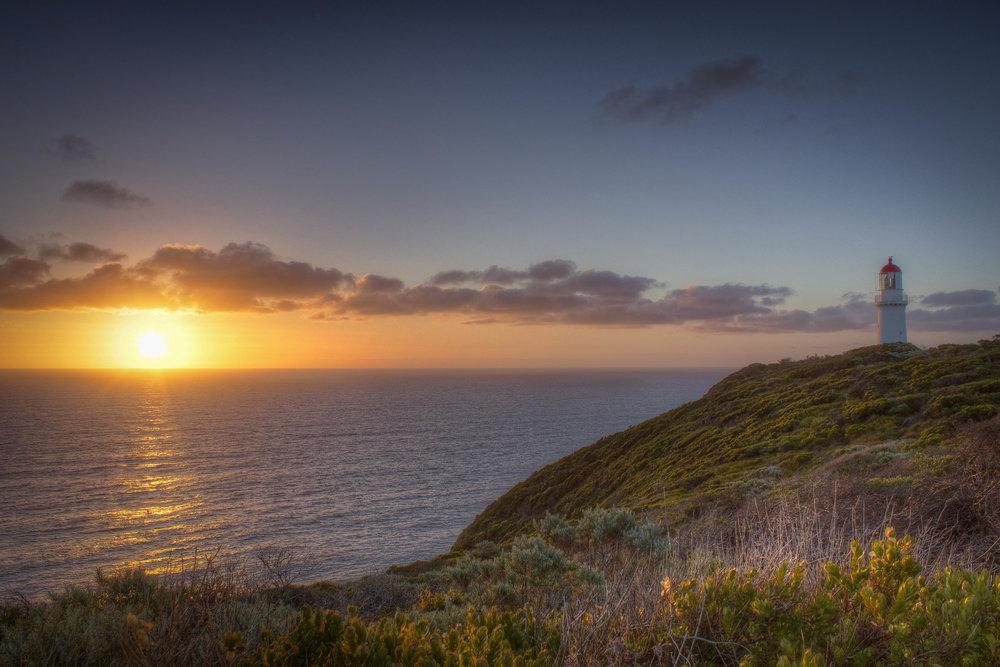 Cape Schank sunset in HDR.jpg