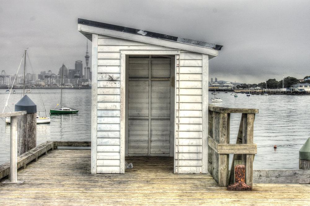 Shed on Torpedo Wharf Devonport 1.jpg