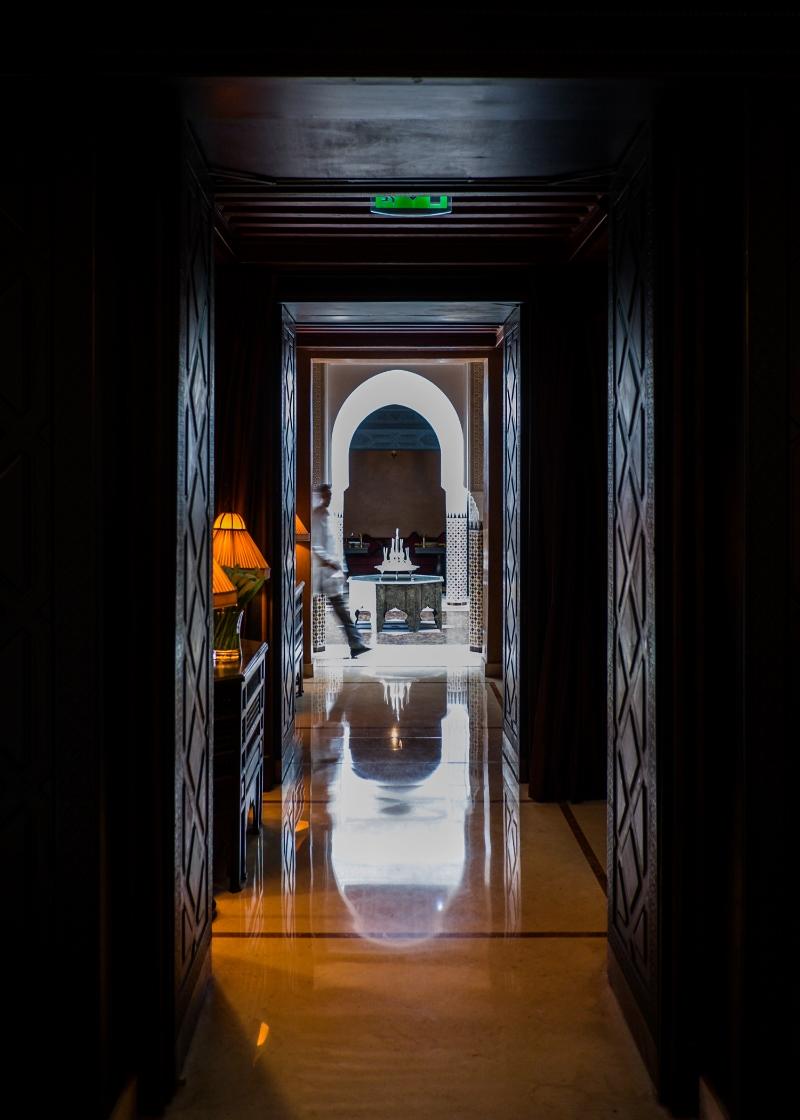 La Mamounia-Interiror-Marrakech-Morocco